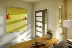 Los Altos Home - modern - entry - san francisco - Elevation Architects