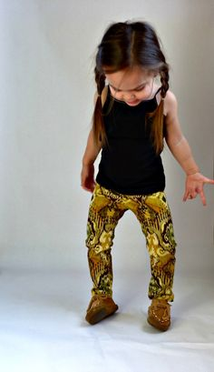HOSH Pants  PDF Digital Sewing Pattern Slim Fit door LouBeeClothing, $7,95