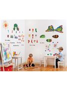 Fun To See Stickers | Makeover Kits | Giant Wall Stickers | Kids Bedroom