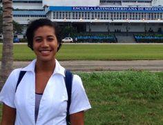 #A joven estadounidense le gustaría practicar la medicina como en Cuba - Escambray: Escambray A joven estadounidense le gustaría practicar…