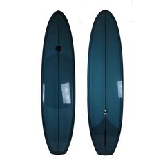 """Driftwood Caravan Surfboards 7'11 DC Vee. This is an updated versin of the classic Vee bottoms from the late 1960's. Made using US Blanks green density foam with 1/4"""" cedar stringer, Full resin tint, deck patch, tail patch, glass on leash loop and gloss / polish finish over 6oz glass"""