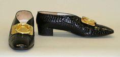 Mr. David Evins | Shoes | American | The Metropolitan Museum of Art