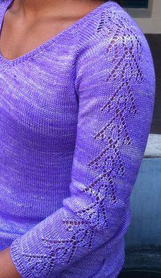 Top down and raglan  24 stitches needle size 3,5  Ravelry: Princesa Preciosa pattern by Vera Sanon