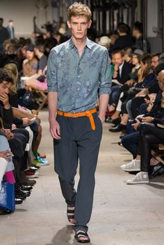 Hermès Spring 2015 Menswear - Collection - Gallery - Style.com