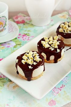 Amazing Food Decoration, Food Cakes, Homemade Cakes, Mini Cakes, Cake Recipes, Cheesecake, Muffin, Food And Drink, Gluten Free