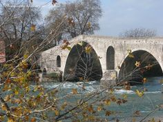 The Arta Bridge