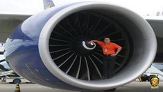 World's biggest jet engine takes to the skies: 'megaplane' flies for the...