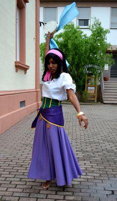 dance la esmeralda 2 by ~llAngelusll Character: Esmeralda Series:Hunchback of Notre Dame