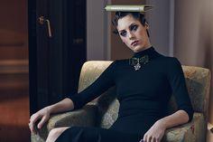 Ирина Горбачева в образе: совместная работа Dzhanelli Jewellery, Yakubowitch и Foliant | Украшения | VOGUE