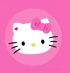 cara de hello kitty