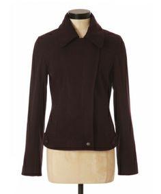 Kismet harlem   oxblood melange Oxblood, Blazer, Blouse, Coat, Long Sleeve, Sleeves, Jackets, Women, Fashion