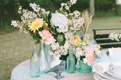 Bohemian Chic Styled Shoot   Love and Lavender