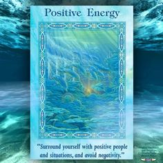 Beautiful waves of positive energy continues to flow to you today. The blessings are being showered upon you today!  If you're not feeling positive or blessed, today you have a gateway opportunity to shift yourself to a higher vibration. Like dolphins joyfully surfing on waves, you can ride this new influx of energy.  The angels are helping you to detox from anyone or anything which could have a negative effect upon you. They are emphasizing:  Have clear strong boundaries, and protect…