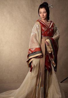 Китайское ханьфу