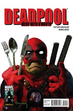 Deadpool: Merc with a Mouth (Marvel, 2009) #10