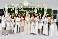bridesmaid and me