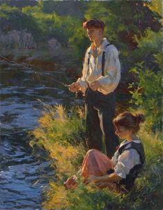 Summer - Mike Malm-Patience-2010-sold