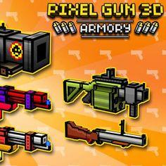 pixel gun 3d android hack