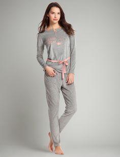 women'secret | Lots of fun | Miffy | Miffy long velour pyjama
