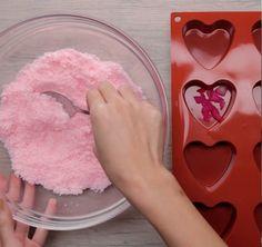 Molding | DIY bath bombs