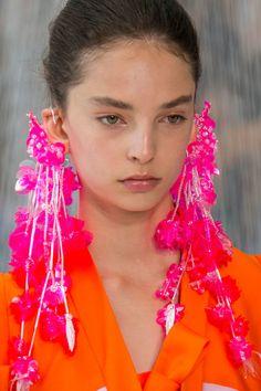 Delpozo at New York Fashion Week Spring 2017 - Details Runway Photos