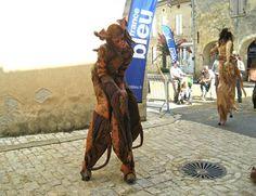 Performer at local Medieval Fair