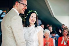 """Neasa and John were married 25, May 2014 at Inishbofin House Hotel, Inishbofin, Co. Galway.  