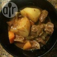 Rezeptbild: Slow Cooker Rindfleischtopf