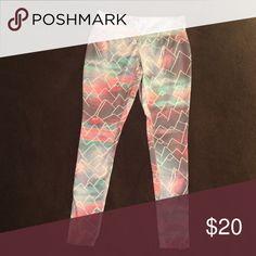 Leggings Size medium leggings. 88% polyester, 12% spandex Mossimo Supply Co. Pants Leggings