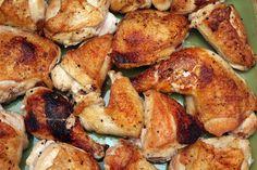 Chicken & Dumplings with Leeks and Tarragon