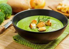fat burning soup diet for heart patients Healthy Cake Recipes, Milk Recipes, Light Recipes, Cooking Recipes, Delicious Recipes, Broccoli And Potatoes, Cream Of Broccoli Soup, Cream Soup, Sopa Detox