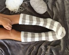 Crochet Pattern - Harlow Cable Socks by Lakeside Loops (includes 11 sizes - Baby Months) through to Mens/Womens Adult sizes) Jillian Harris, Crochet Cable, Crochet Slippers, Free Crochet, Crochet Hats, Modern Crochet Patterns, Knitting Patterns, Age, Crochet Clothes