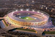 London 2012 Olympics stadium will host the Athletics and Paralympic Athletics events. Map showing the location of London Olympics Stadium Olympic Stadium London, Running Drills, Olympics Opening Ceremony, 2012 Summer Olympics, London Summer, West Ham, Sports Betting, New Tricks, Olympic Games