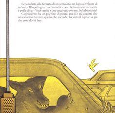 Bruno Munari - Cappuccetto giallo
