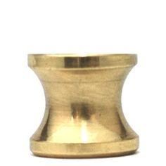Cal Crystal Crystal Knob Finish: Polished Brass
