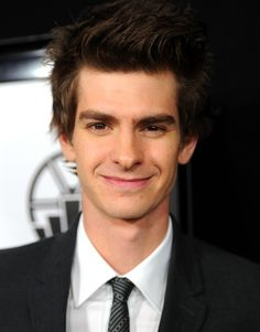 ANDREW GARFIELD... I'm sorry but I can't get enough of him
