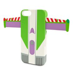 Buzz Lightyear iphone case with retractable wings Cool Cases, Cute Phone Cases, 5s Cases, Coque Iphone 5s, Iphone 4s, Phone Accesories, Tech Accessories, Iphone Cases Disney, Buzz Lightyear
