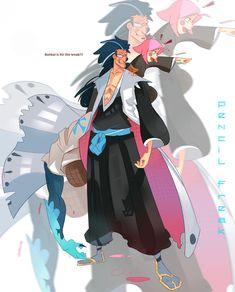 Kenpachi Zaraki by G-jaggerjack on DeviantArt Bleach Art, Bleach Anime, Kenpachi Zaraki, Character Art, Boy Or Girl, Fandoms, Animation, Deviantart, Manga