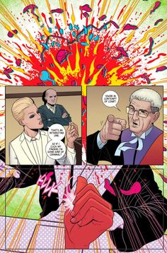 The Wicked and the Divine #1