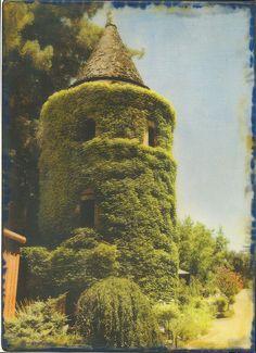Korbel Champagne Cellars Brandy Tower, Sonoma County