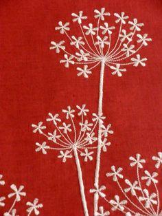 Table Runner Linen Table Runner 14 x 64 Red Linen by KainKain