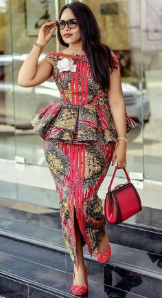 Best African Dresses, African Traditional Dresses, Latest African Fashion Dresses, African Print Dresses, African Print Fashion, African Attire, Ankara Fashion, Latest Dress Styles, Africa Fashion