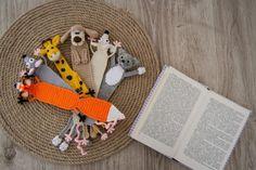 Amigurumi Giraffe Bookmark Free Pattern – FREE AMİGURUMİ CROCHET