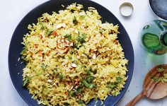 Spiced Jasmine Rice Pilaf Recipe - Bon Appétit