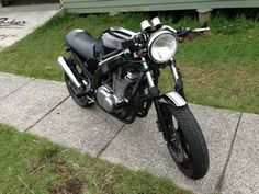 Suzuki GS500 Cafe/Fighter
