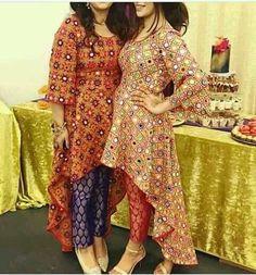 Ghanu Pakistani Dress Design, Pakistani Outfits, Indian Outfits, Western Outfits, Dress Neck Designs, Designs For Dresses, Indian Designer Outfits, Designer Dresses, Stylish Dresses