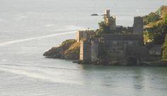 #dartmouth castle  - looking lovely #southdevon #mannafromdevon