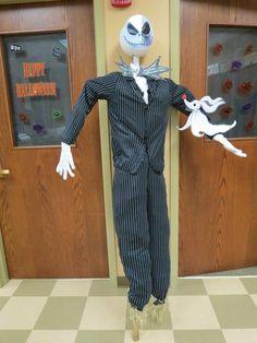 Nightmare Before Christmas Scarecrow