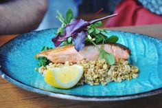 Beautiful dish from Ascot Food Store in Ascot Vale.