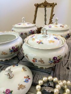 Shop for Vintage on Etsy, the place to express your creativity through the buying and selling of handmade and vintage goods. Shops, Some Like It Hot, Etsy Shop, Antique Items, Small Businesses, Bone China, Wedding Decorations, Shabby Chic, Community
